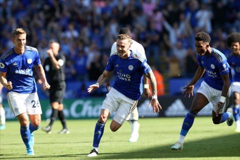 HLV Brendan Rodgers muốn Leicester City chơi như ông lớn nhóm Top 4 hình ảnh