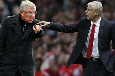 Ferguson va Wenger