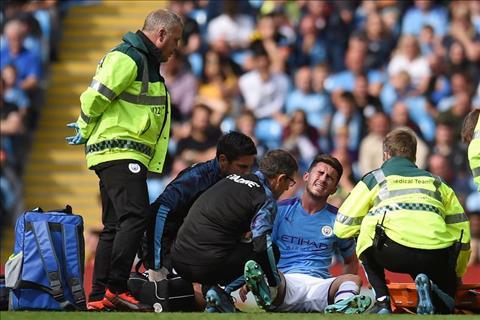 Aymeric Laporte dính chấn thương, ảnh hưởng thế nào đến Man City hình ảnh