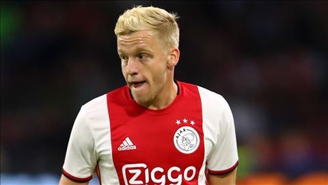 Donny van de Beek muốn tới Real Madrid ở Hè 2020 hình ảnh