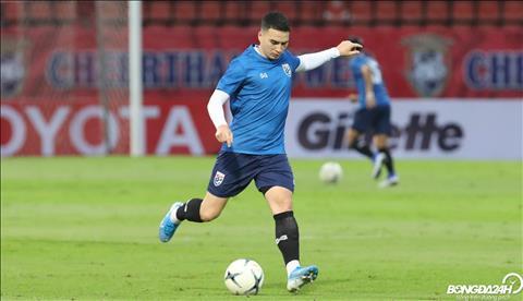 Tristan Đỗ có thể không thi đấu cho Thái Lan ở trận gặp UAE hình ảnh