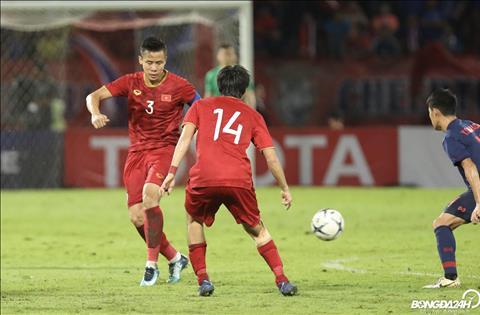 Tuyen Viet Nam vs Thai Lan