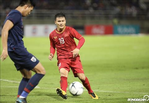 BXH FIFA tháng 92019 ĐT Việt Nam tụt 2 bậc hình ảnh