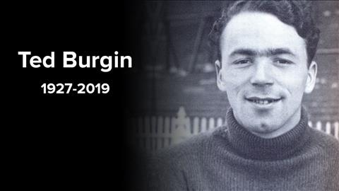 Ted Burgin