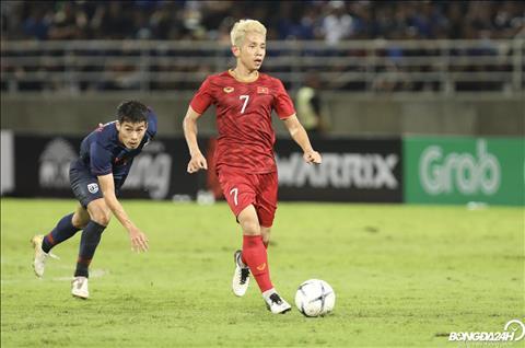 Tiền vệ Tanaboon nhận định kết quả Việt Nam vs Thái Lan hình ảnh