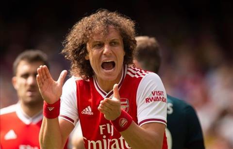 David Luiz bán xới khỏi Chelsea vì trái lệnh Lampard hình ảnh