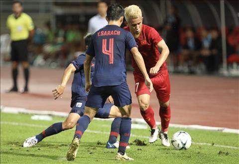 BLV Quang Huy nhận định gì về trận Thái Lan 0-0 Việt Nam hình ảnh