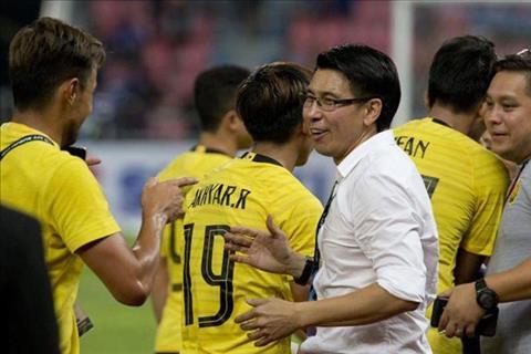 Thay tro Tan Cheng Hoe ca khuc khai hoan du gap nhieu kho khan tren dat Indonesia. Anh: Fox Sport.