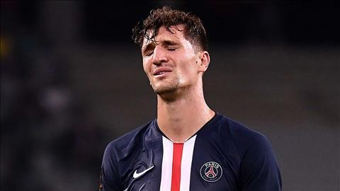 Hậu vệ Meunier báo tin buồn cho Arsenal hình ảnh
