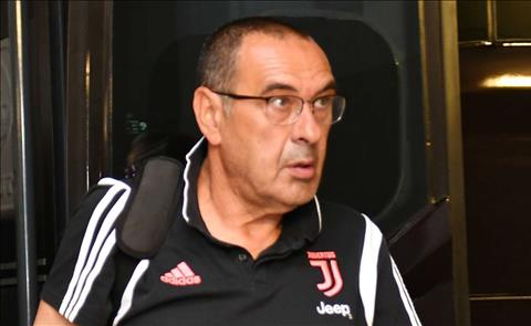 HLV Maurizio Sarri mâu thuẫn với BLĐ Juventus hình ảnh
