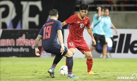 Việt Nam bất phân thắng bại trước Thái Lan Nỗi trăn trở về một chân s hình ảnh