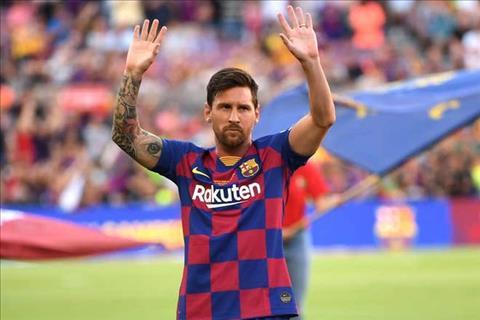 Leo Messi giống Ronaldo, thờ ơ với cuộc đua Quả Bóng Vàng năm 2019 hình ảnh