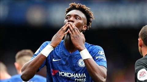 Tiền đạo Tammy Abraham mơ nối gót Drogba trở thành huyền thoại Chelsea hình ảnh