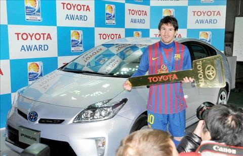 Tốp 10 chiếc xe đặc biệt đang thuộc sở hữu của Lionel Messi hình ảnh