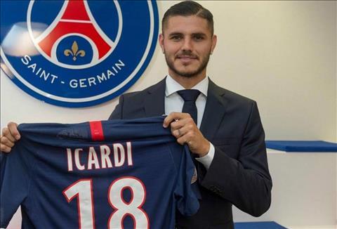 Vợ xinh đẹp của Mauro Icardi tiết lộ PSG là lựa chọn tồi tệ nhất hình ảnh