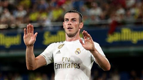 Gareth Bale Tôi đã bị chỉ trích thiếu công bằng ở Real hình ảnh