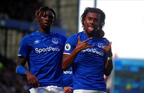 Alex Iwobi chuyển tới Everton với giá 30 triệu bảng, đắt hay rẻ hình ảnh