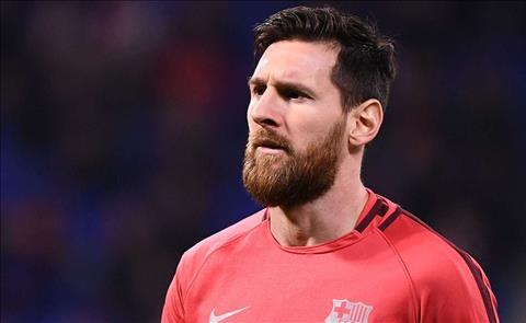 Nóng Lionel Messi vắng mặt ở đại chiến của Barca hình ảnh