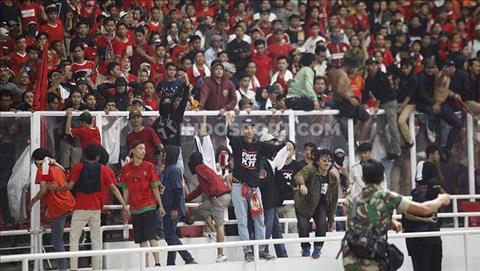 Indonesia đối diện án phạt của AFC trước trận gặp ĐT Việt Nam hình ảnh