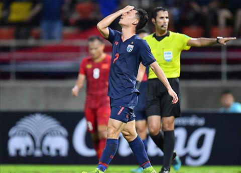 Trận hòa ĐT Việt Nam ở vòng loại World Cup là ngày tồi tệ với sao hình ảnh