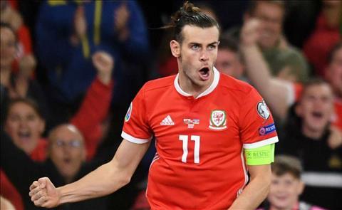 Gareth Bale tuyên bố không phí thời gian cho Xứ Wales, nếu hình ảnh