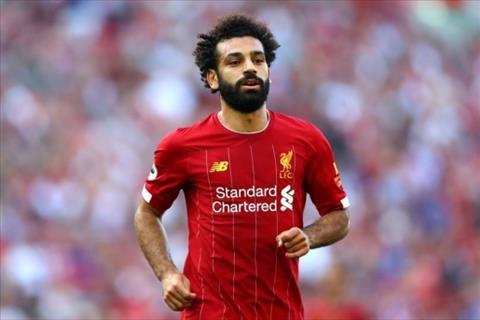 Liverpool chot gia ban Salah
