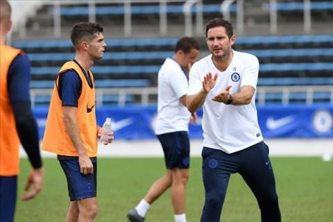 Christian Pulisic trở lại Chelsea sớm hơn dự kiến hình ảnh