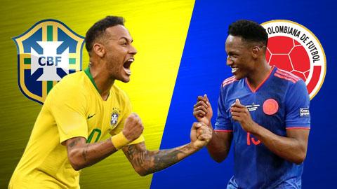 Trực tiếp Brazil vs Colombia Giao hữu quốc tế 2019 hôm nay 79 hình ảnh