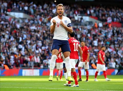 Anh 4-0 Bulgaria Harry Kane lập hattrick, Tam sư vẫn vô đối ở vòng loại Euro 2020 hình ảnh 2