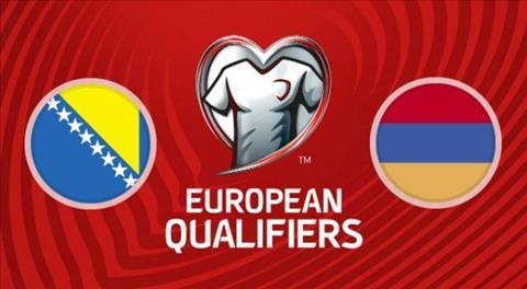Armenia vs Bosnia 20h00 ngày 89 Vòng loại Euro 2020 hình ảnh