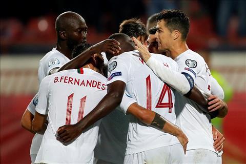 Kết quả Serbia vs Bồ Đào Nha vòng loại Euro 2020 đêm hôm nay hình ảnh