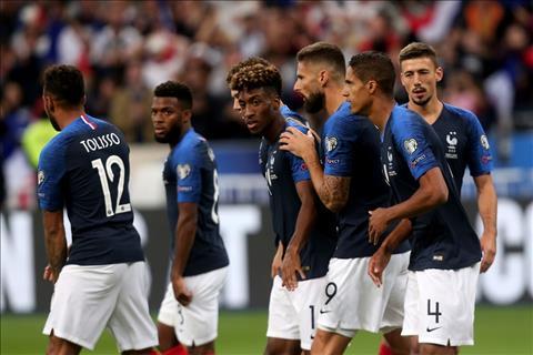 Video kết quả Pháp vs Albania 4-1 clip vòng loại Euro 2020 hình ảnh