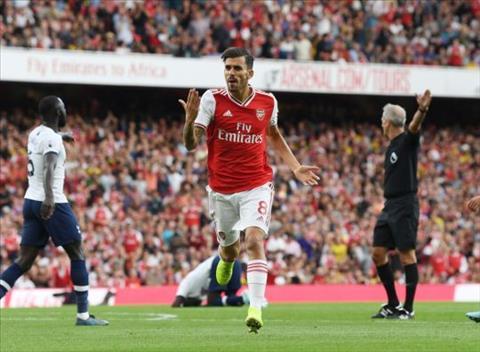 Dani Ceballos không muốn gắn bó lâu dài với Arsenal hình ảnh