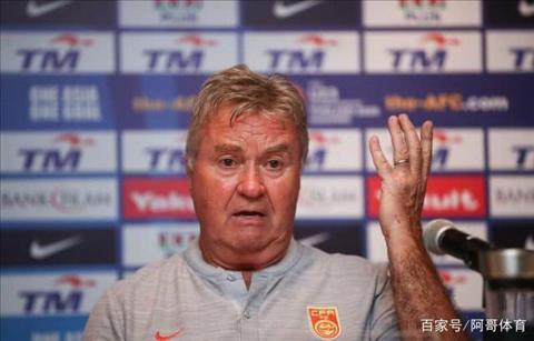 Thua tro ly cu, HLV Guus Hiddink can them thoi gian voi U22 Trung Quoc