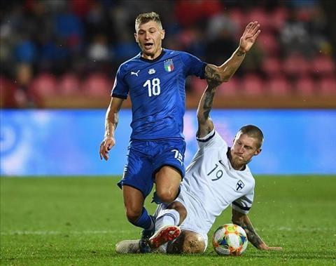 Phan Lan vs Italia