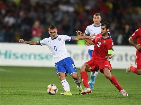3 điểm nhấn sau trận đấu Phần Lan 1-2 Italia hình ảnh