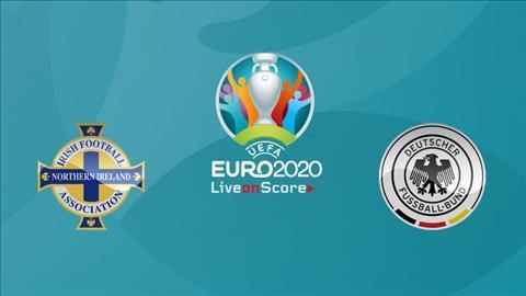 Trực tiếp Bắc Ireland vs Đức bảng C vòng loại Euro 2020 hôm nay hình ảnh