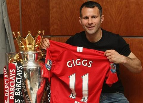 Ryan Giggs vo dich