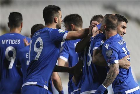 San Marino vs Síp 1h45 ngày 109 Vòng loại Euro 2020 hình ảnh
