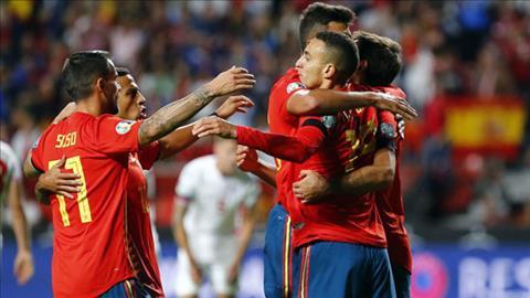 Kết quả Tây Ban Nha vs Faroe Islands vòng loại Euro 2020 hôm nay hình ảnh
