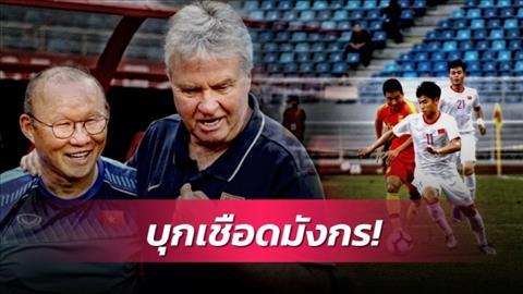 Báo Thái nói gì về chiến thắng của U22 Việt Nam trước U22 Trung Quốc hình ảnh