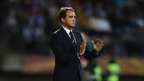 HLV Mancini phát biểu sau trận thắng Phần Lan hình ảnh