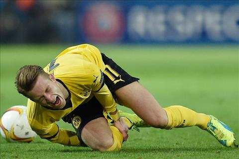 Những cầu thủ từng bị chấn thương dây chằng đầu gối hành hạ hình ảnh