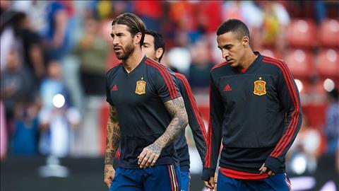 San bằng kỷ lục của Casillas ở ĐT Tây Ban Nha, trung vệ Ramos nói gì hình ảnh