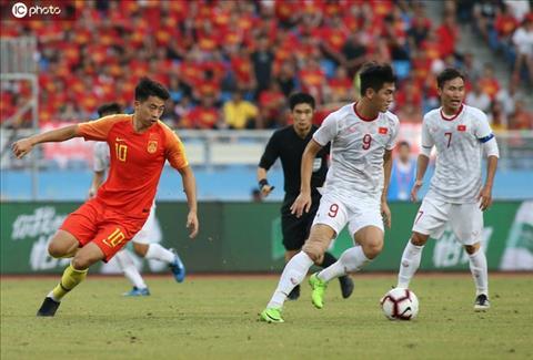 Tiến Linh tự tin hơn sau cú đúp bàn thắng vào lưới U22 Trung Quốc hình ảnh