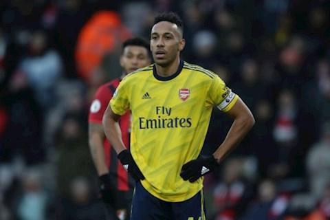 Khả năng Aubameyang rời Arsenal vào tháng 1 được quyết định hình ảnh