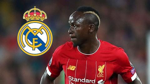 Chi 150 triệu euro, Real Madrid muốn mua Sadio Mane hình ảnh