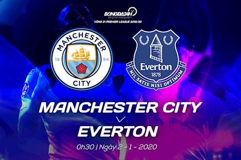 Man City vs Everton preview