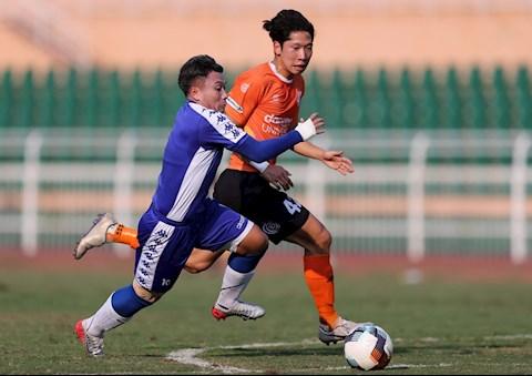 CLB TP HCM để thua Đội bóng đại học Dongguk hình ảnh