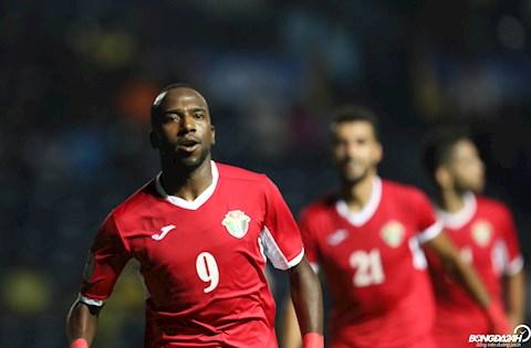 Tiền đạo U23 Jordan muốn ghi bàn vào lưới U23 Việt Nam hình ảnh